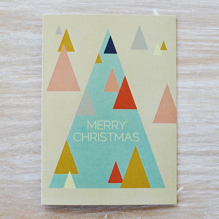 メッセージ 手作り クリスマス カード